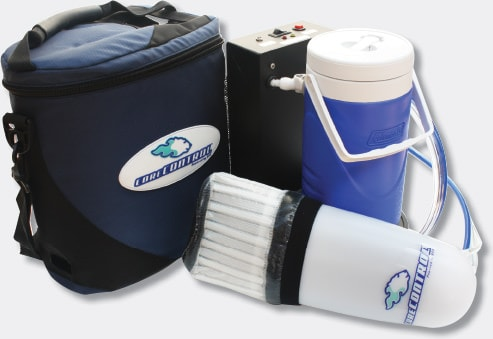 full pack of corecontrol products for body cooling